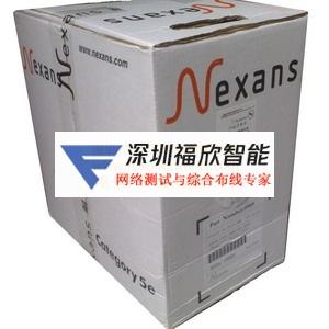 耐克森NEXANS LANmark-5超五类非屏敝网线N0909