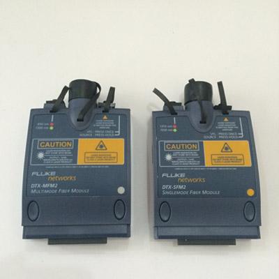DTX-1800系列测试仪光纤模块(DTX-MFM2/DTX-SFM2/DTX-GFM2)
