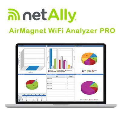 艾尔麦AM/A1150 AirMagnet Wi-Fi Analyzer(AM/A1151-CH-G)