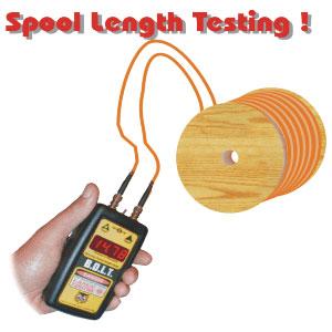 光波OWL BOLT单多模高级光纤长度测试仪