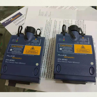 DTX-1800系列光纤模块DTX-MFM2|DTX多模光纤测试模块
