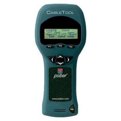 赛博Psiber Cabletool 50 多功能电缆测试仪(CT50)