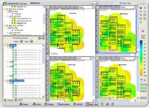 AirMagnet Survey艾尔麦无线勘测软件(AM/A4019-CH-G)