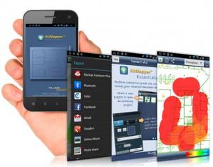 AirMagnet AirMapper(Android平台Wi-Fi测试和部署软件)