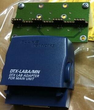 【DTX-LABA/MN】DTX-1800 305米整箱线测试适配器