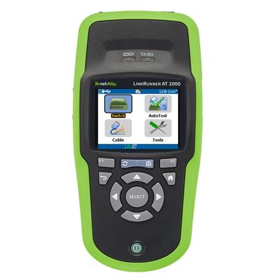 LinkRunner AT链路通测试仪(LRAT-1000,LRAT-2000)视频介绍