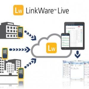 LinkWare Live认证测试结果管理服务
