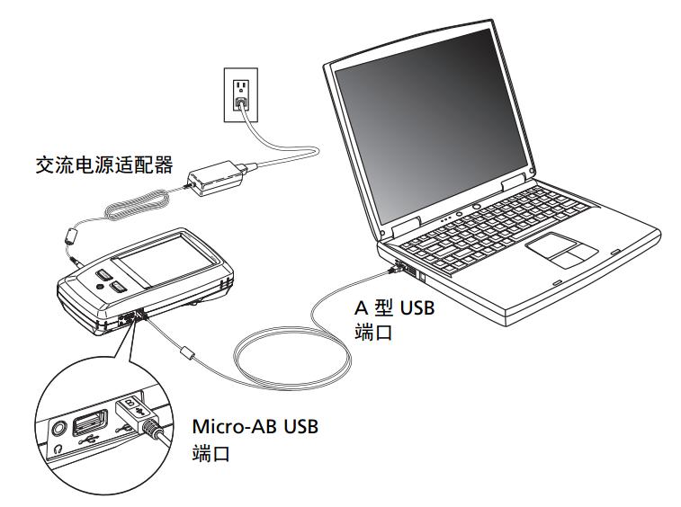 DSX-5000软件更新/固件更新/极限值电缆类型更新方法
