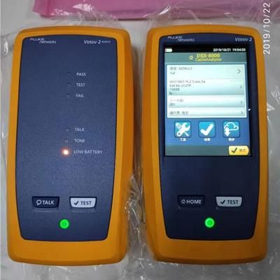 DSX-5000电缆认证分析仪(DSX-5000QI,DSX-5000MI)网线光纤认证测试仪