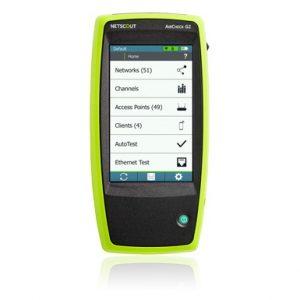 NETSCOUT发布AirCheck G2 Wifi测试仪新版本v2.0和新的流量测试配件
