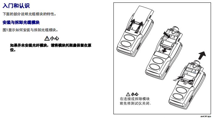 dtx1800光纤测试步骤|单模光纤和多模光纤