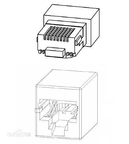 DTX-1800测试需要的耐克森七类模块GG45介绍