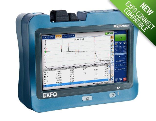 EXFO MaxTester 720B(MAX-720B)-接入网OTDR