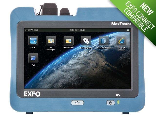 EXFO MaxTester 730B(MAX-730B)-FTTx/MDU PON OTDR