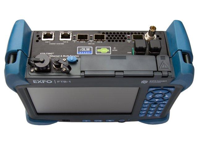 EXFO FTB-700G光、以太网和多业务测试仪(FTB-720G,FTB-720G+,FTB-730G,FTB-730G+)